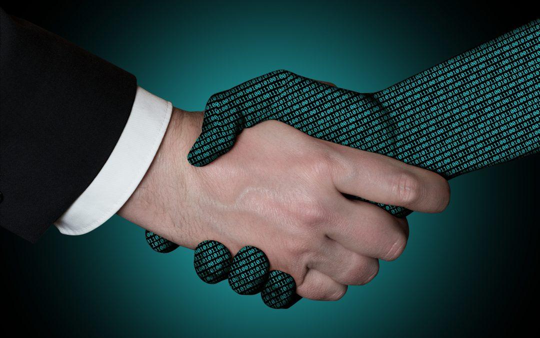Der digitale Imperativ! Von wegen Human Relations.
