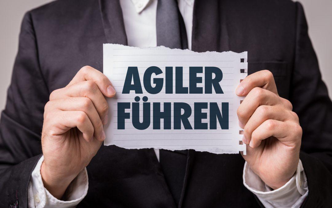 Agiler führen #1: Es muss nicht immer Scrum sein.
